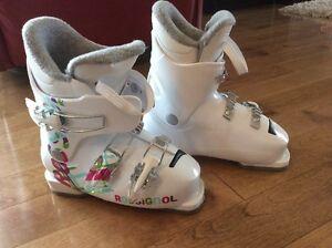 Bottes de ski pour fille - Grandeur 20,5