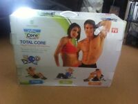 TOTAL CORE DELUXE WORKOUT MACHINE