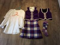 Highland Dancing Outfit - Pride of Scotland