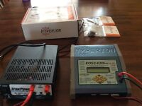 Hyperion 1420i net3. 550w Trakpower 25amps