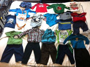 TON OF BOYS OUTFITS AND CLOTHES, EXCELLENT CONDITION