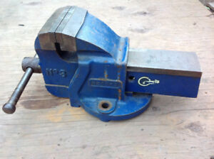 2 Woden Commercial Grade Vise 6 - made in England-$150 each
