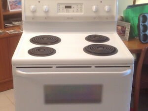 Stove Frigidaire Self Cleaning Oven