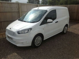 2016 65 FORD TRANSIT COURIER 1.5TDCI BASE 19000 MILES