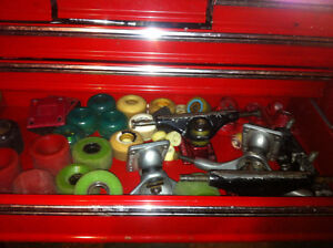 Skateboard Gear Wheels Trucks Collection