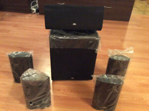 Dresden acoustics Home cinema home theater speakers
