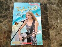 Taylor Swift - The Story of Me - Scholastic Book