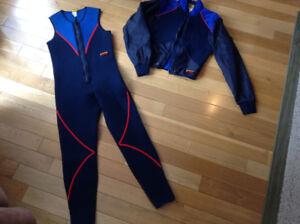 Wetsuit BARE grandeur medium/small