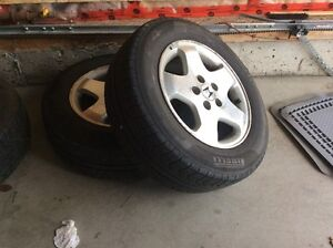 All season tires only $400 OBO