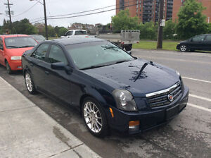 2007 Cadillac CTS, 3.6 Sport, $5995 CERTIFIED
