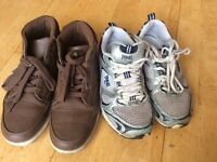 boys shoes size 3 bundle of 2