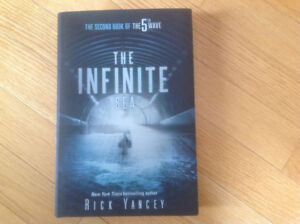 """Second book of The 5th Wave """"new"""""""