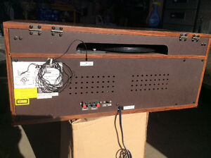 Technosonic Cassette Phonograph Radio Record Player Belleville Belleville Area image 4