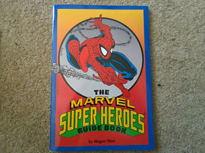 The Marvel Super Heroes Guide Book