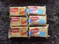 Huggies Baby Wipes [36 packs of 56 wipes]