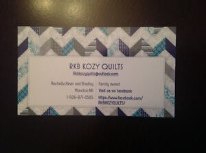 RKB KOZY QUILTS! Perfect christmas gift !at affordable prices