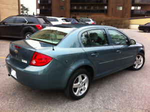 2009 Chevrolet Cobalt, Very Low Km only 61,637 Kms ( Safetied )