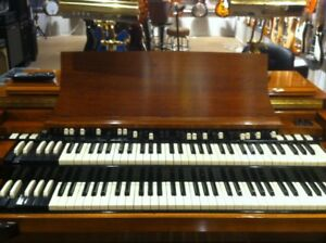 HAMMOND C3 ORGAN WITH FULL LESLIE SPEAKER