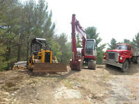 Package Deal --- Dozer - Excavator - truck
