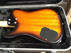 Custom Made Heatley Model T Guitar (with case) Kitchener / Waterloo Kitchener Area image 6