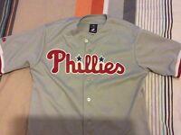 Philadelphia Phillies MLB baseball jersey