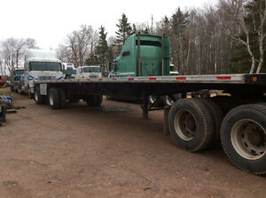 2000 48 Fontaine flatbed