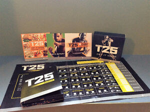 Beach Body T25 Workout System