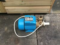 Clarke 1 inch pump