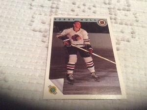 1991-92 Ultimate Original Six Hockey Cards Gatineau Ottawa / Gatineau Area image 8