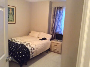 Furnished room for rent ****** with own bathroom