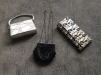New clutch bags