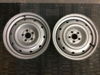 "16"" Steel wheels from Subaru Forester may suit trailer"