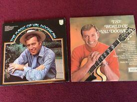 Val Doonican LPs