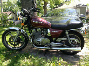 Suzuki GS400T in Terrific Condition