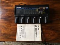 Boss ME-10 FX unit made in Japan 1992