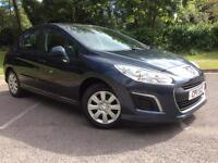 Peugeot 308 1.6HDi ( 92bhp ) FAP 2011MY Access £20 Road Tax Cheap 5 Door Car