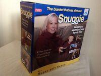 Snuggie BLANKET That Has Sleeves