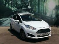 2014 Ford Fiesta 1.2 ZETEC 5d 81 BHP Hatchback Petrol Manual