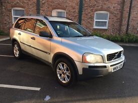 VOLVO XC90 TURBO DIESEL AUTOMATIC 7 SEATER 04 PLATE