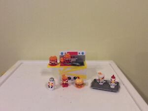 Shopkins fast food set