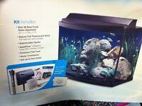 Aqueon 36 Gallon Bow Front Aquarium