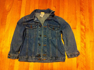 Boys size 7/8(small) Jean Jacket Kingston Kingston Area image 1