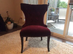 Great accent chair! London Ontario image 1