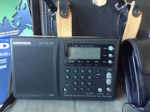 Grundig Yacht Boy 400 Short Wave FM/AM Radio