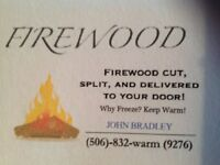 Firewood for sale 250 a cord