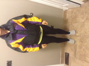 Nice ladies size 10 floater suit by mustang