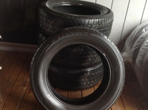 4 used Starfire Tires