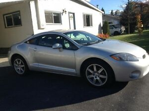 2007 Mitsubishi Eclipse GT V6 Coupe (2 door)