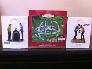 Collectible Star Trek Ornaments for Sale