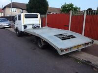Nissan cabster recovery truck